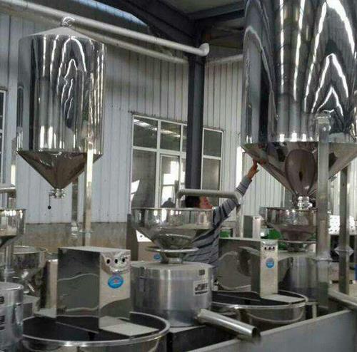 自强豆制品机械