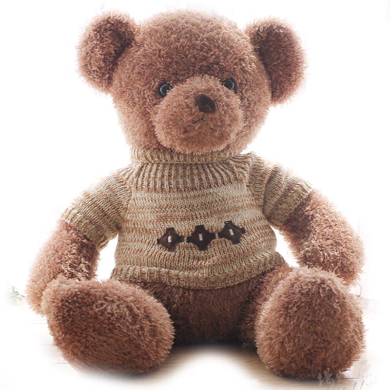 可爱大熊娃娃图片