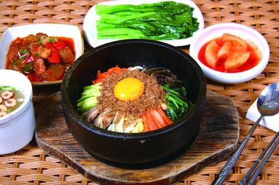 比繽巴韓國拌飯加盟