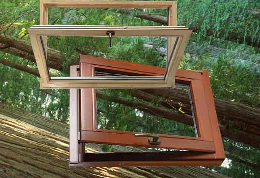 铝护实木门窗