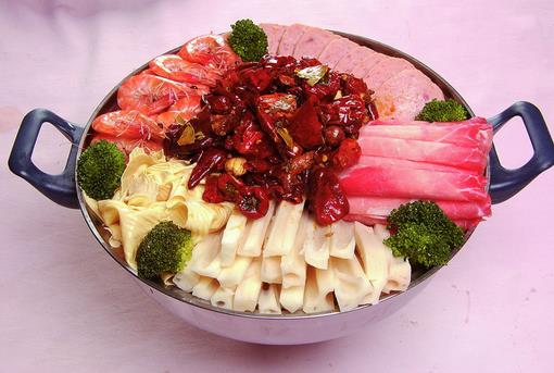 祥和谷麻辣香鍋
