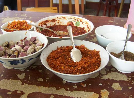 金香林牛羊肉粉培訓