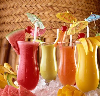 金穗堂甜品糖水果汁