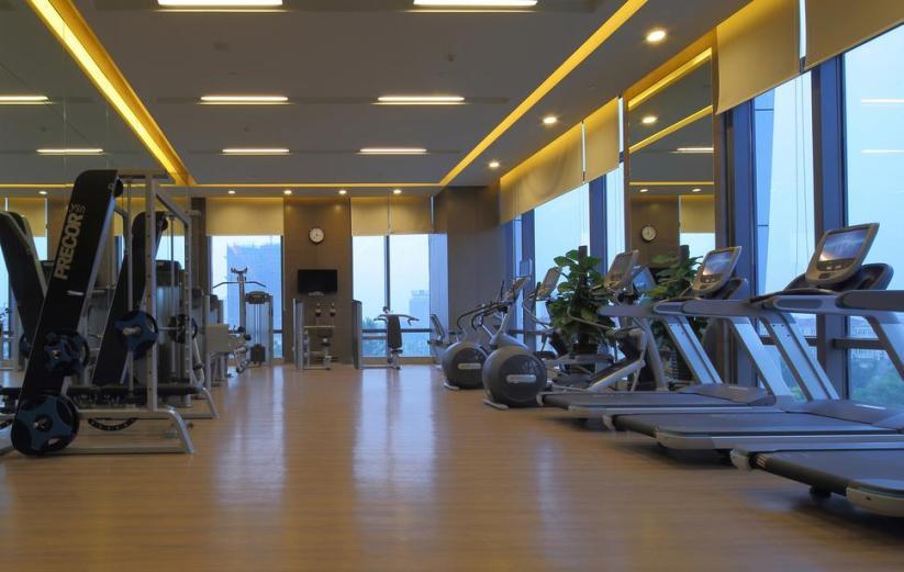 体之杰24小时自助健身房加盟