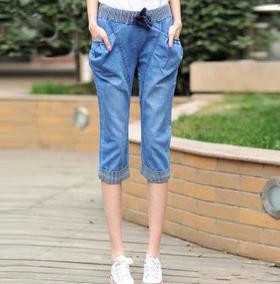 秀丽女孩牛仔裤