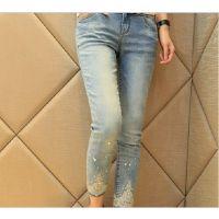 湘约牛仔裤
