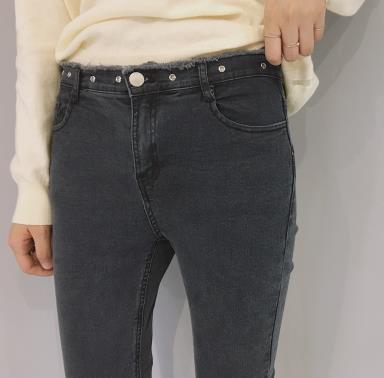 棉兴牛仔裤