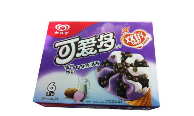 加盟可爱多冰淇淋怎么样