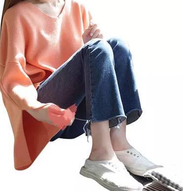 梦伊妍牛仔裤