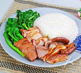 味品日式快餐
