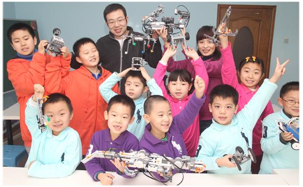 赛博锐思机器人教育加盟