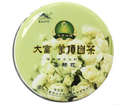 圣山仙茶加盟