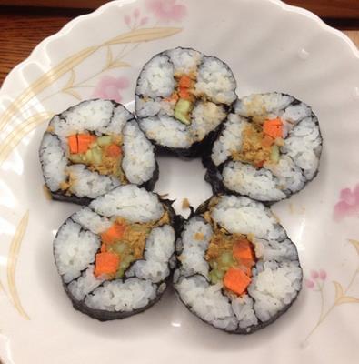元気寿司小吃