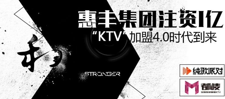 纯歌派对量贩式KTV加盟