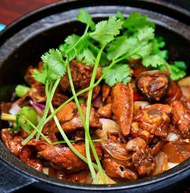上海鸡公煲