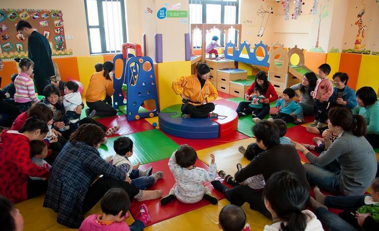 上海早教加盟