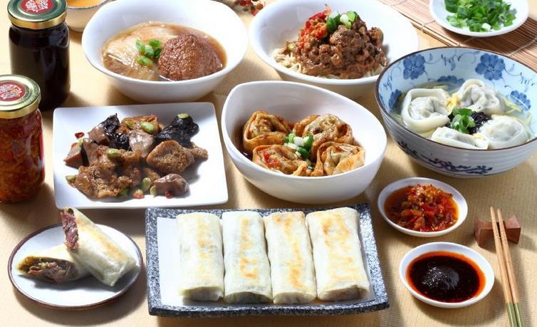上海美食加盟
