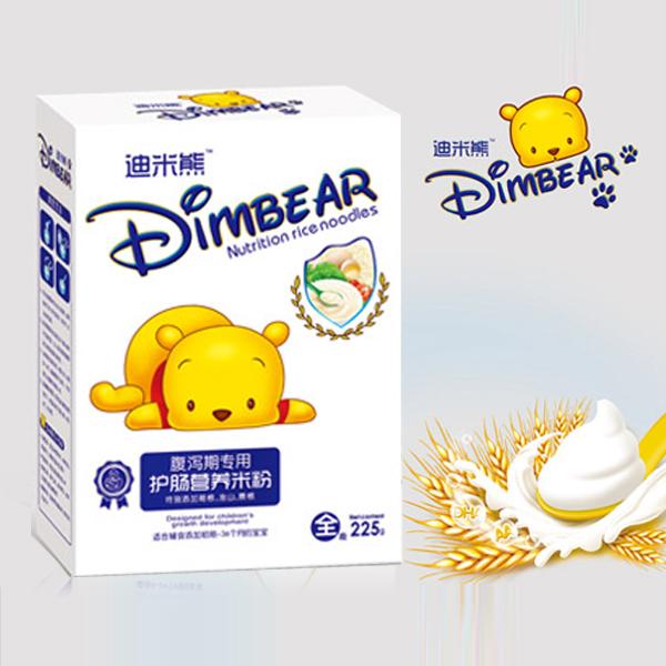 迪米熊营养米粉