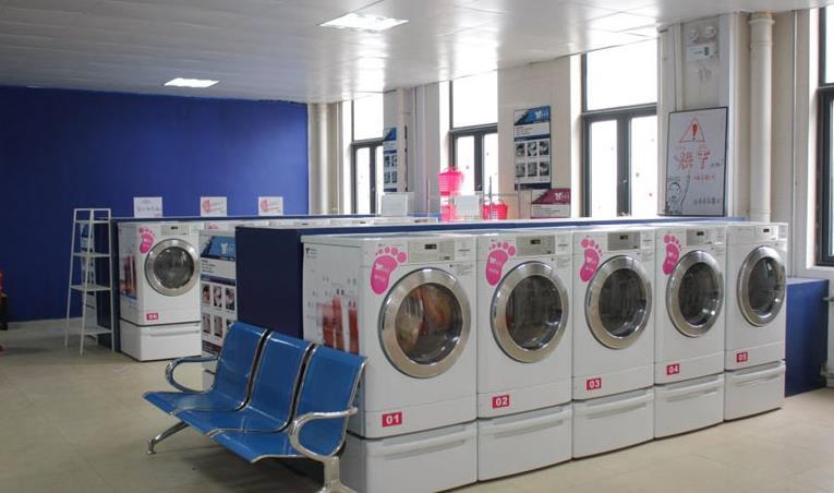 上海干洗店加盟