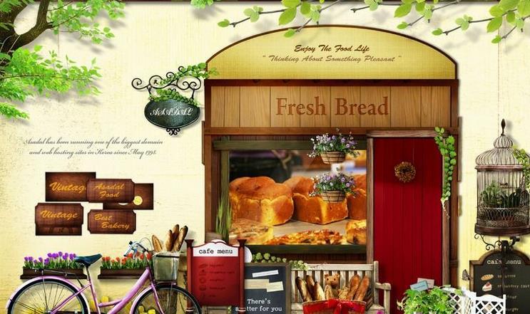 上海面包店加盟