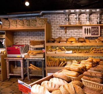 上海面包店