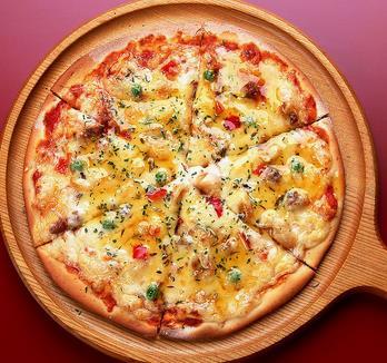 上海披萨店