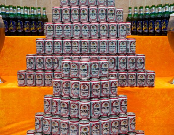 白馬王啤酒