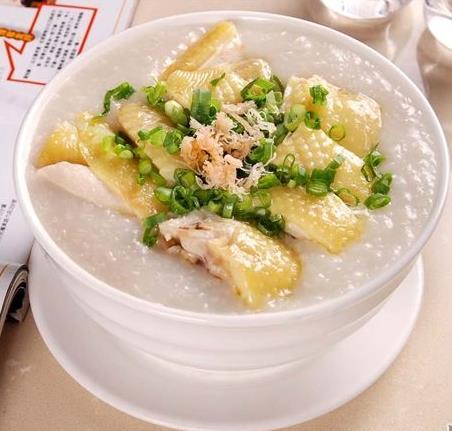 上海雞粥店