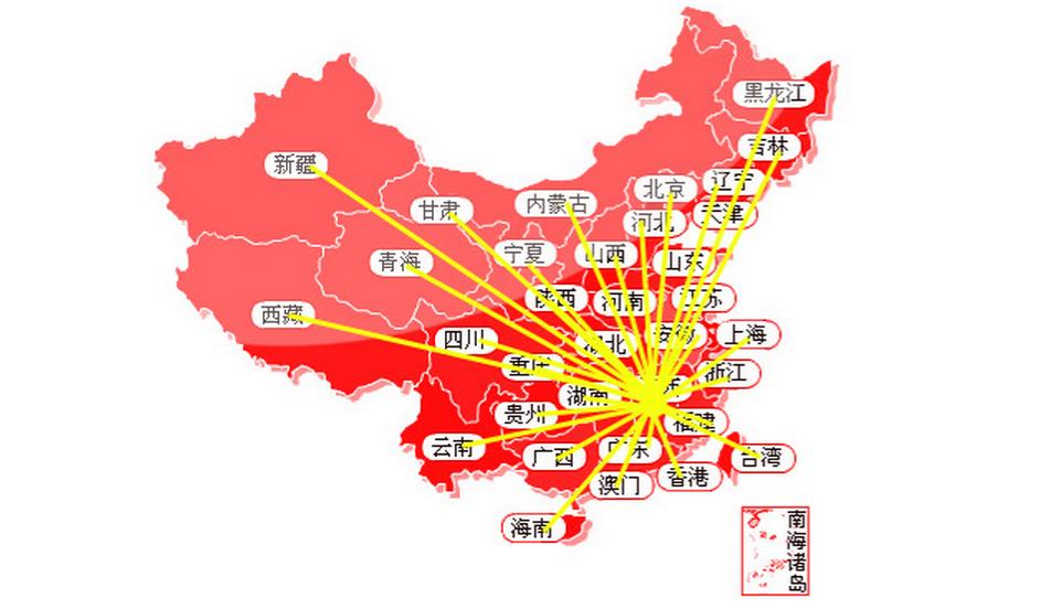 赣州城区地图全图高清版