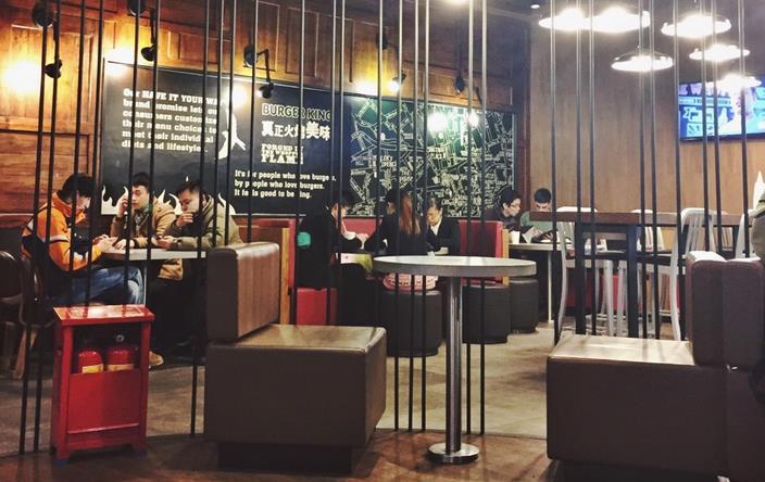 深圳汉堡店加盟
