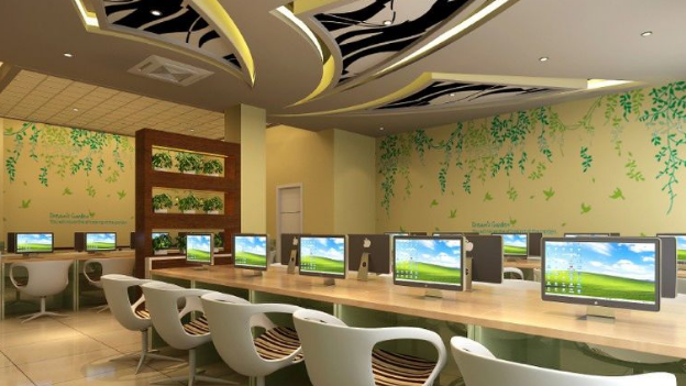 郑州网吧加盟
