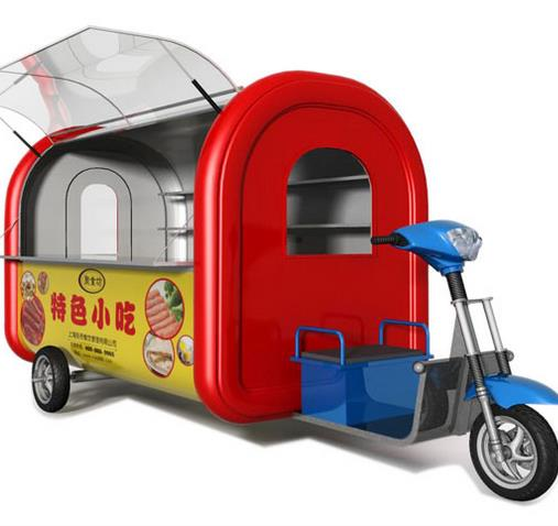 上海小吃車