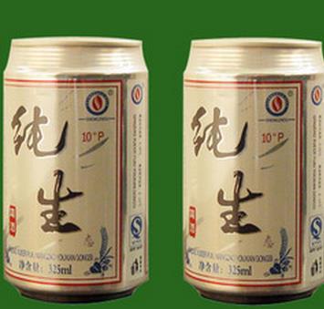 純生態啤酒