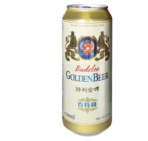 百威明生啤酒