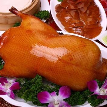 上海果碳烤鸭