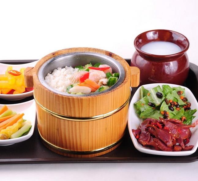 上海木桶饭