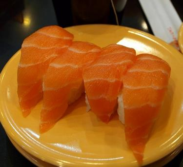争鲜外带寿司