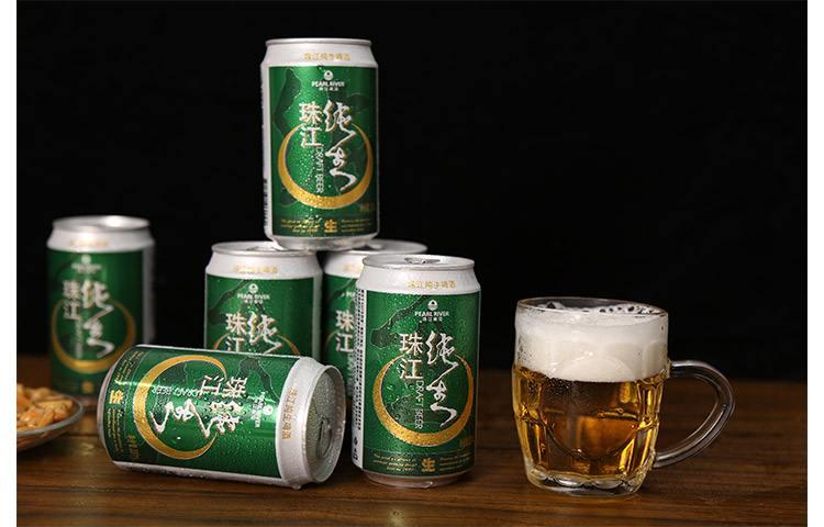 珠江啤酒加盟