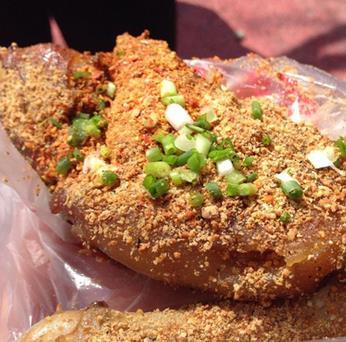 上海烤猪蹄