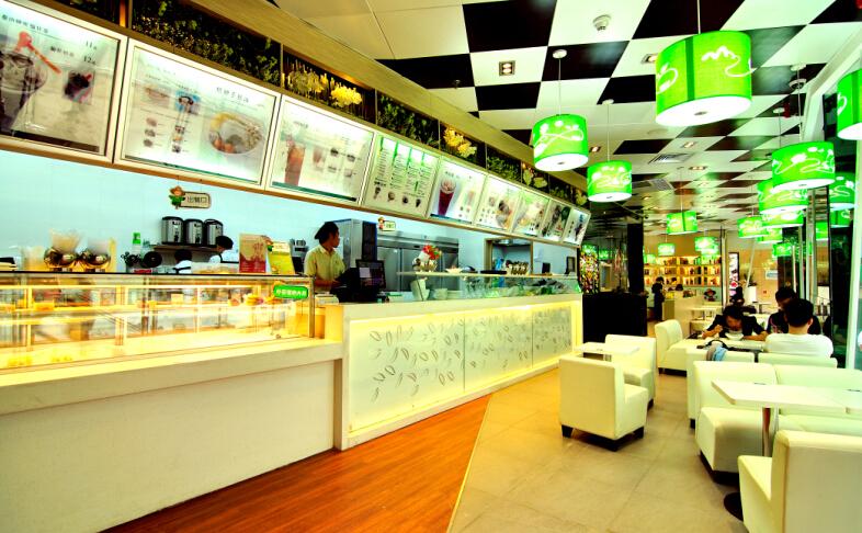 仙草南路甜品加盟