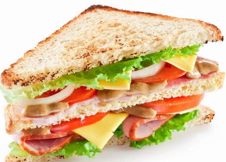 牛小姐三明治