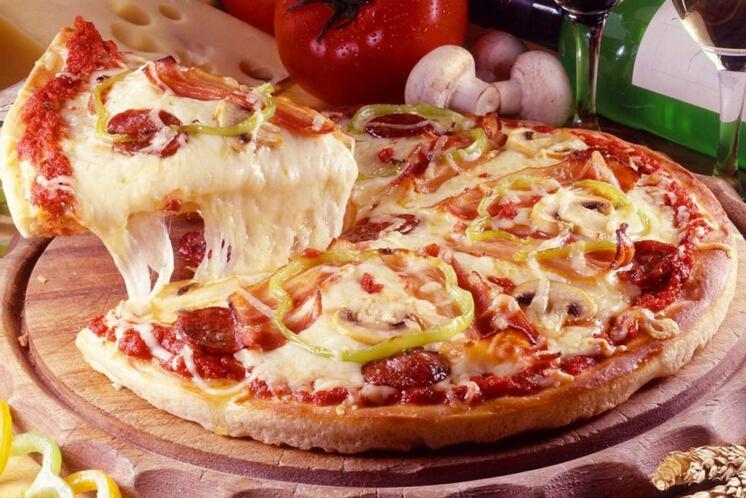 掌上披萨加盟条件