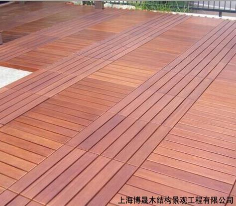 上海博晟木结构景观工程有限公司