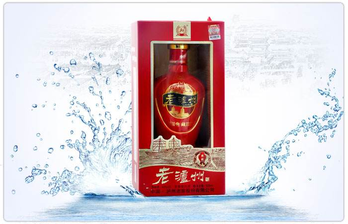 老泸州白酒