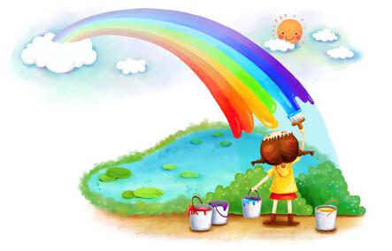 彩虹少儿英语