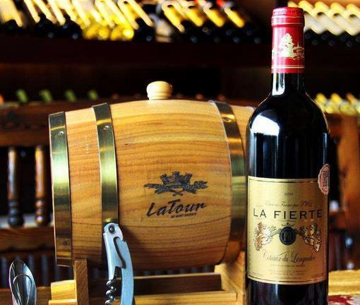 拉图尔红酒