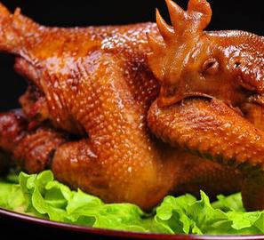 福义德道口烧鸡
