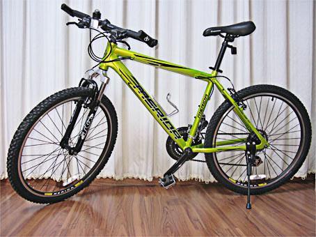美联达自行车
