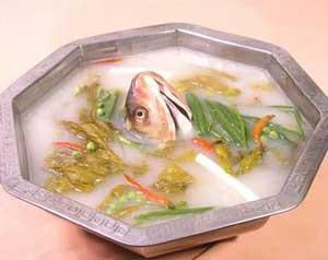 冰煮羊火鍋