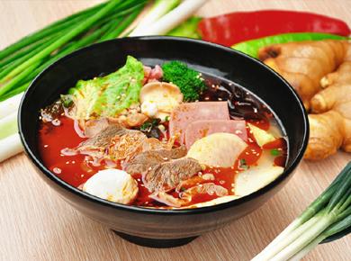 盆盆香冒菜